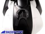BikerFactory Kit adattatore aggancio borse serbatoio SW Motech Quick Lock EVO TANKRING per BMW F 800 R F 800 GT F 800 ST TRT.00.640.20600 B 1014702