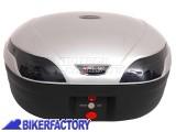 BikerFactory Bauletto Posteriore SW Motech T RaY mod. L 48 lt. %282 caschi%29 colore argento TCM.00.763.10000 S 1002668
