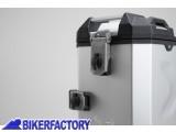 BikerFactory Kit chiavi serrature per borse bauletti SW Motech TRAX%C2%AE 1012074