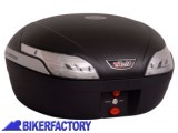 BikerFactory Kit completo Bauletto T RaY Mod. L %2848 lt.%29 e portapacchi TRaY0104 1003649