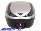 BikerFactory Kit completo Bauletto T RaY Mod. S %2828 lt.%29 e Portapacchi specifico per BMW F650GS e F650GS Paris Dakar 1004398