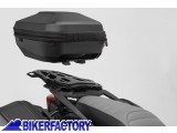 BikerFactory Kit portapacchi ADVENTURE RACK e bauletto URBAN ABS 16 29 lt SW Motech per HONDA CRF1000L Africa Twin GPT.01.622.60000 B 1040945