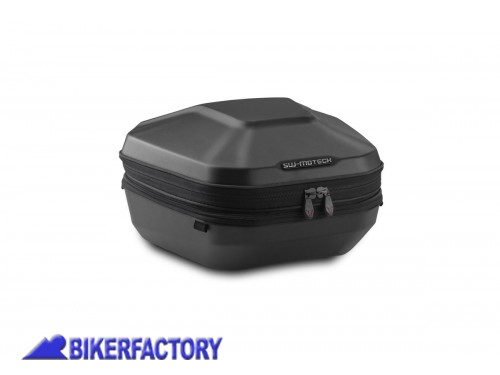 BikerFactory Kit portapacchi ADVENTURE RACK e bauletto URBAN ABS 16 29 lt SW Motech per TRIUMPH Tiger 900 GT Rally Pro GPT.11.953.60000 B 1044474