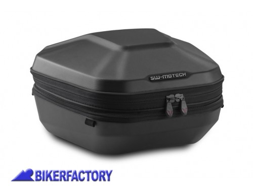 BikerFactory Kit portapacchi STREET RACK e bauletto URBAN ABS 16 29 lt SW Motech per KTM 1290 Super Duke R %28%2719 in poi%29 GPT.04.915.60000 B 1044308