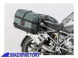 BikerFactory Borse laterali morbide per BMW F 650 700 800 GS valige semirigide DAKAR SW Motech BC.HTA.07.741.10100 B 1027496