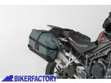 BikerFactory Borse laterali morbide per TRIUMPH Tiger Explorer XR XRx XRt valige semirigide DAKAR SW Motech BC.HTA.11.741.10100 B 1026925