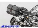 BikerFactory Borse laterali morbide valige semirigide DAKAR SW Motech BC.HTA.00.741.11000 1029082