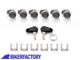 BikerFactory Kit chiavi serrature per borse SW Motech TRAX %C2%AE EVO 1012278
