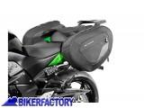 BikerFactory Kit completo borse laterali SW Motech Blaze H con telaietto a sgancio rapido x KAWASAKI Z 750 R BC.HTA.08.740.10300 B 1014441