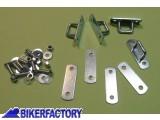 BikerFactory Occhielli per bagagli %28 ganci per borse rigide %29 %28kit per 1 coperchio%29 8918K 1019719