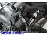 BikerFactory Porta attrezzi moto %28 tubo %29 per telai laterali portaborse SW Motech KFT.00.152.30100 B 1029486