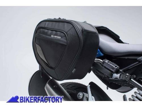 BikerFactory Kit borse laterali SW Motech Blaze H x BMW G 310 R %28% 66936234704