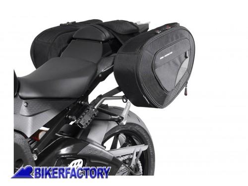 BikerFactory Kit borse laterali SW Motech Blaze H x BMW S1000RR %2812 14%29 2738537d498