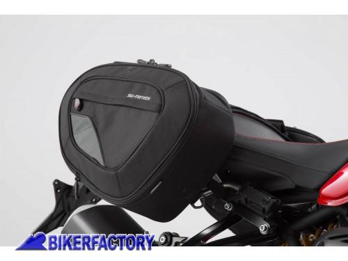 BikerFactory Kit borse laterali SW Motech Blaze H x DUCATI Monster 1200 R  %28% 6b7a9937f02