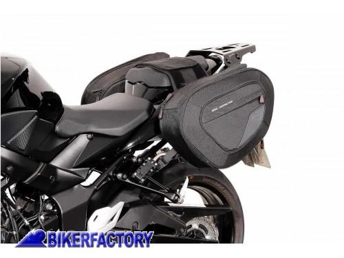 BikerFactory Kit borse laterali SW Motech Blaze H x Suzuki GSR 750 e GSX S  750 c11412578ef
