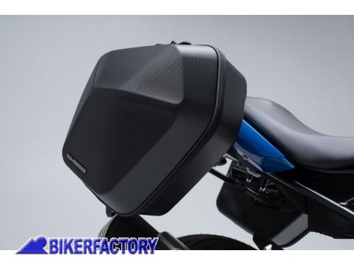 BikerFactory Kit completo borse laterali SW Motech URBAN ABS %28sx %2B dx%29 66a5ea5fba8