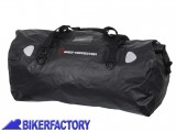 BikerFactory Borsa Posteriore impermeabile %28 rotolo %29 BAGS CONNECTION DRYBAG NERA 1000041