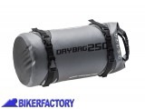 BikerFactory Borsa impermeabile %28 rotolo %29 BAGS CONNECTION Drybag 250 25 Lt. BC.WPB.00.008.10000 1027253
