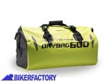 BikerFactory Borsa posteriore impermeabile SW Motech DRYBAG 600 60 lt. colore giallo neon BC.WPB.00.002.10001 Y 1029775