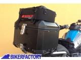 BikerFactory Borsa posteriore semirigida STORAGE XL bag portaoggetti multiuso applicabile su bauletti e portapacchi BKF.00.9910 1027375