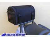 BikerFactory Kit Borsa SW Motech RACKPACK%2C portapacchi e piatto adattatore GPB.07.710.10000 S per BMW R850 1100 1150RT e R1100 1150RS. RACK02 1014912