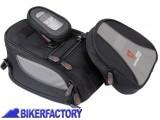 BikerFactory Borsa serbatoio EVO Quick Lock %22VINA%22 SW Motech %287 lt 9%2C5 lt%29 BC.TRS.00.006.20000 1012917