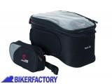 BikerFactory Borsa serbatoio Elettrica EVO Quick Lock 12V TRIAL SW Motech %2815 lt 22 lt%29 BC.TRE.00.002.20000 1024518