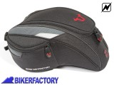 BikerFactory Borsa serbatoio Quick Lock 12 V ENGAGE II BAGS CONNECTION %287 lt.%29 BC.TRE.00.107.10000 1024393