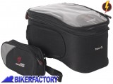 BikerFactory Borsa serbatoio Quick Lock 12V TRIAL BAGS CONNECTION %2816 lt 23 lt%29 BC.TRE.00.002.10000 1000258