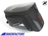 BikerFactory Borsa serbatoio Quick Lock 12V TRIAL II BAGS CONNECTION %2815 lt 22 lt%29 BC.TRE.00.102.10000 1024386