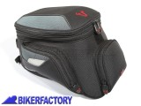 BikerFactory Borsa serbatoio Quick Lock CITY BAGS CONNECTION %2811 lt 15 lt%29 BC.TRS.00.104.10000 1024389