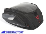 BikerFactory Borsa serbatoio Quick Lock SPORT BAGS CONNECTION %2814 lt 21 lt%29. BC.TRS.00.101.10000 1024385