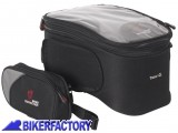 BikerFactory Borsa serbatoio Quick Lock TRIAL BAGS CONNECTION %2816 lt 23 lt%29 BC.TRS.00.002.10000 1000257