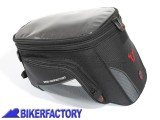 BikerFactory Borsa serbatoio Quick Lock TRIAL II BAGS CONNECTION %2815 lt 22 lt%29 BC.TRS.00.102.10000 1024382