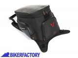 BikerFactory Borsa serbatoio SW Motech con cinghie mod. ENDURO %2813 lt 22 lt%29   %23SER1%23 BC.TRS.00.130.10000 1020120