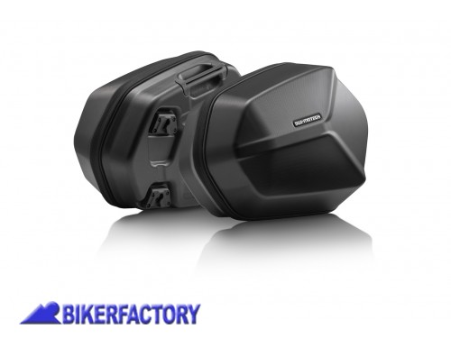 BikerFactory Kit borse laterali SW Motech AERO completo con telai PRO per YAMAHA T%C3%A9n%C3%A9r%C3%A9 700 %28%2719 in poi%29 KFT.06.799.60109 B 1042683