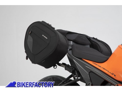 BikerFactory Kit borse laterali SW Motech Blaze H per KTM 1290 Super Duke R %28%2719 in poi%29 BC.HTA.04.740.10500 B 1044347
