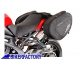 BikerFactory Kit borse laterali SW Motech Blaze H per TRIUMPH Speed Triple 1050 R %2810 15%29 BC.HTA.11.740.10101 B 1015098