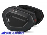 BikerFactory Kit borse laterali SW Motech PRO Blaze H per TRIUMPH Speed Triple 1050 S BC.HTA.11.740.30900 1045192
