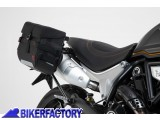 BikerFactory Kit completo borse SW Motech SysBag 15 15 per DUCATI Scrambler 1100 Special Sport BC.SYS.22.895.30000 B 1039173