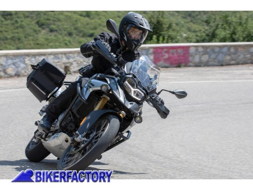 BikerFactory Kit completo borse SW Motech SysBag 30 30 con telai EVO per BMW R 1200 GS Adventure BC.SYS.07.311.20001 B 1038724
