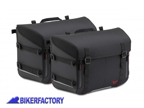 BikerFactory Kit completo borse SW Motech SysBag 30 30 con telai PRO per YAMAHA T%C3%A9n%C3%A9r%C3%A9 700 %28%2719 in poi%29 BC.SYS.06.799.20000 B 1042730