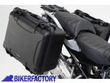 BikerFactory Kit completo borse laterali SW Motech Nanuk %28sx %2B dx%29 %2B telai laterali QUICK LOCK %28sx %2B dx%29 mod. %22SIDE CARRIER%22 %28piastre base%29 x TRIUMPH SPRINT RS ST KFT.11.267.99000 B 1040913