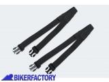 BikerFactory Cinghie di compressione per borse posteriori SW Motech BC.ZUB.00.003.30000 1013386