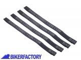 BikerFactory Cinghie di ricambio per borse posteriori SW Motech BC.ZUB.00.001.30000 1013384