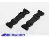 BikerFactory Coppia adattatori femmina femmina universali per fissaggio borse SW Motech Drybag 250 350 450 600 620 BC.ZUB.00.067.30000 1027968