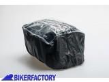 BikerFactory Cuffia antipioggia per Borsa serbatoio SW Motech SHORTY magnetica. BC.ZUB.00.033.30000 1018981