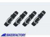 BikerFactory Kit cinghie di fissaggio per borsa SW Motech DRYBAG M L BC.ZUB.00.042.30000 1018989