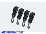BikerFactory RICAMBIO Set cinghie per borsa SW Motech Slipstream. Largh%3A20 mm lungh. 3x 37cm e 2x 70 cm BC.ZUB.00.083.30000 1035629