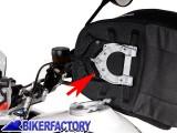 BikerFactory Ricambio aggancio superiore SW Motech QUICK LOCK standard %281%C2%B0 gen.%29 TopRing TRT.00.475.102 1024922